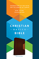 NLT Christian Basics Bible, The