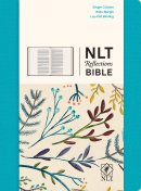 NLT Reflections Bible (Ocean Blue)