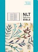 NLT Reflections Bible (Ocean Blue)
