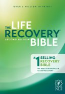 NLT Life Recovery Bible: Paperback