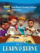 Deep Blue Kids Learn & Serve One Room Sunday School Extra Le