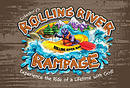 Vacation Bible School (Vbs) 2018 Rolling River Rampage Invitation Postcards (Pkg of 24): Experience the Ride of a Lifetime with God!