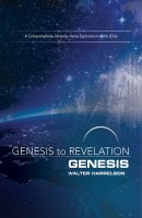 Genesis to Revelation: Genesis Participant Book