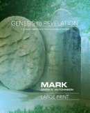 Genesis to Revelation: Mark Participant Large Print Book
