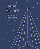 Arise! Shine! Christmas Bulletin, Large (Pkg of 50)