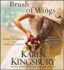 Audiobook-Audio CD-Brush Of Wings (Angels Walking Series V3) (Unabridged) (8 CD)