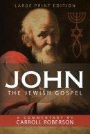 John The Jewish Gospel