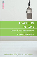 Teaching Psalms Vol. 2