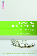 Teaching Ruth & Esther