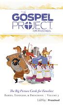 Gospel Project: Preschool Big Picture Cards, Spring 2019