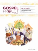 Gospel Project: Younger Kids Activity Pages, Winter 2019