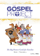 Gospel Project For Kids: Big Picture Cards, Spring 2019