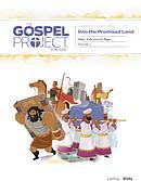 Gospel Project: Older Kids Activity Pages, Spring 2019