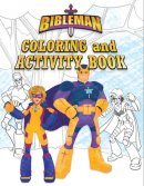 Bibleman Coloring and Activity Book
