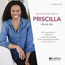 Devotions With Priscilla - Audio CD Volume 2