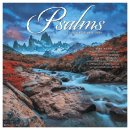Psalms 2019 Wall Calendar
