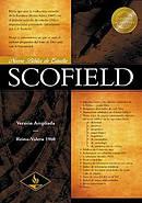 RV 1960 New Scofield Study Bible: Black, Bonded Leather
