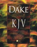 KJV Dake Annotated Reference Bible- Large Note Edition