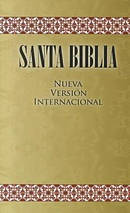 NVI Spanish Compact Bible Yellow Paperback