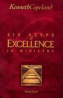 6 Steps To Excellence In Ministry