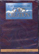 The Wonders of God's Creation: 3 DVD Set