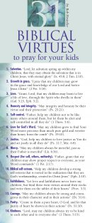 Bookmark Prayer Card Sampler 29-pack