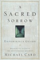 Sacred Sorrow Bible Study