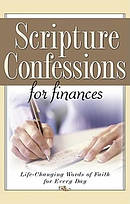 Scripture Confessions For Finances Pb