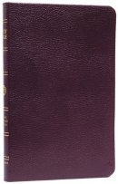 ESV Thinline Bible: Burgundy Bonded Leather