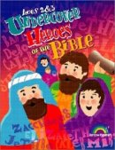 Undercover Heroes Of The Bible Ages 2-3