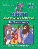 Bible Adventures : For Preschoolers