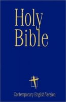 CEV Easy Reading Bible Blue Hardback