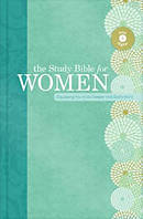 Study Bible for Women-HCSB