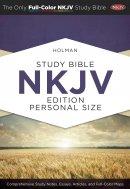 NKJV The Holman Study Bible Personal Size Hardback