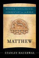 Matthew : SCM Theological Commentary