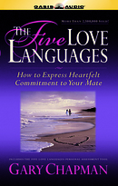 The Five Love Languages Audio CD
