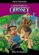Odyssey Volume 4 Race to Freedom DVD