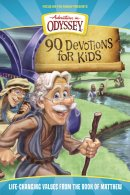 90 Devotions For Kids In Matthew Pb