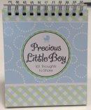 Precious Little Boy Easel Book