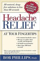 Headache Relief at Your Fingertips: At Your Fingertips