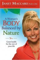 Womans Body Balanced By Nature A Hb
