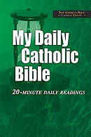 NAB My Daily Catholic Bible Paperback Revised Edition