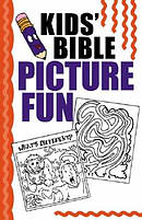 Kids' Bible Picture Fun