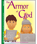 Armour of God, The Colouring & Activity Book