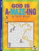 God Is A Maze Ing Activity Book