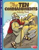 Ten Commandments Activity Book