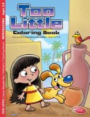 Too Little Colouring Activity Book