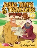 Bible Trips & Travelers Colouring Activity Book