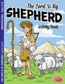 Lord is My Shepherd Activity Book