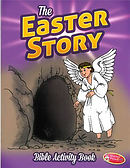 Easter Story, The Bible Activity Book